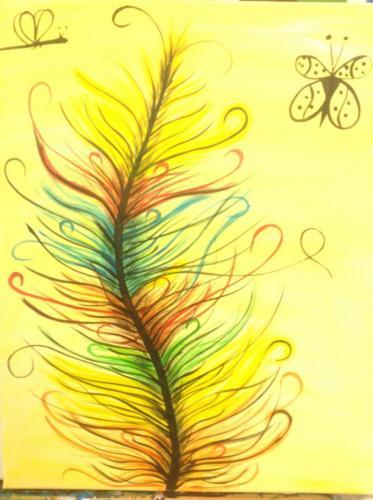 Feather Wisp