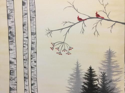 Fall Cardinals