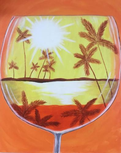 Wine Glass Paradise
