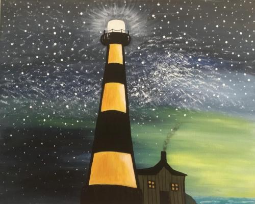 Bright Light Lighthouse