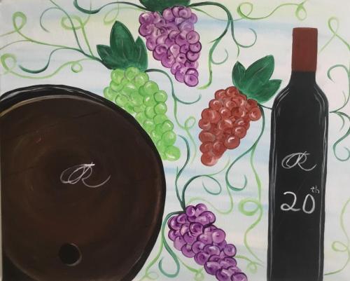 Barrel 'n Grapes